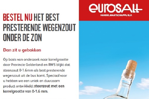 Advertentietekst Eurosalt