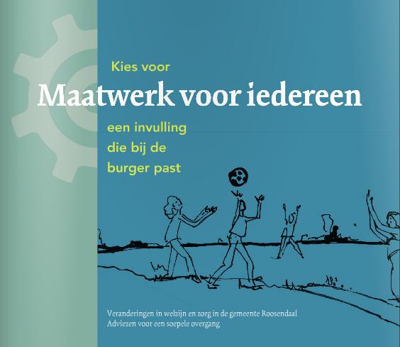 Folder – gemeente Roosendaal