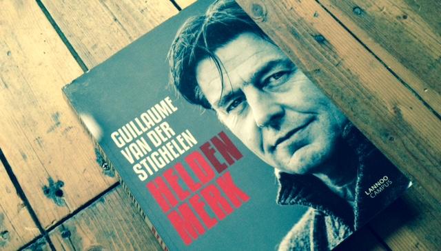 Merkopbouw - recensie Heldenmerk - Guillaume Van der Stighelen