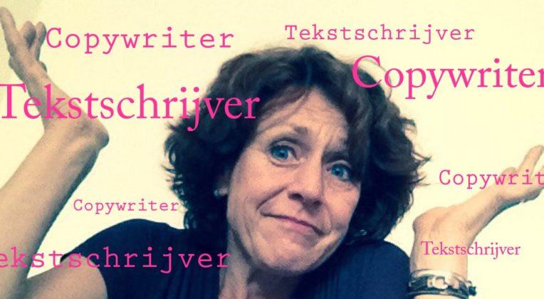 Copywriter of tekstschrijver?