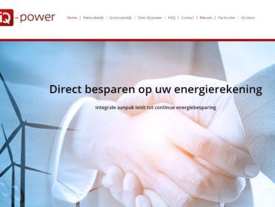 Website iQ-power