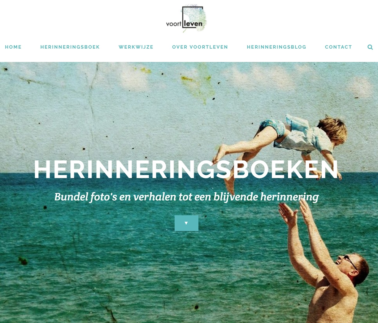 Website – Voortleven