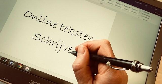 Tips voor succesvolle online teksten