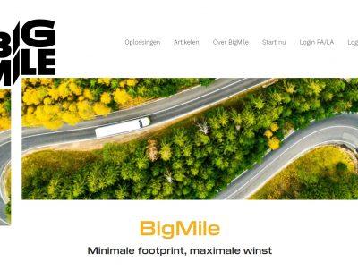 Webteksten BigMile