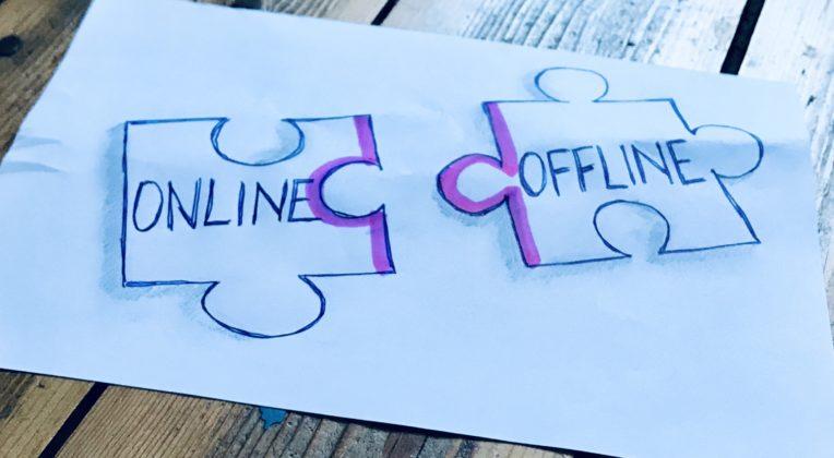 Online of offline communiceren?