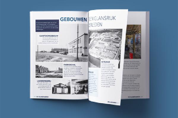 Jubileumboek - gebouwen